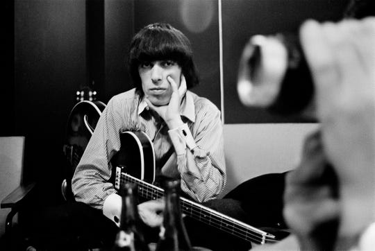 "The life of musician Bill Wyman is the focus of ""The Quiet One."""