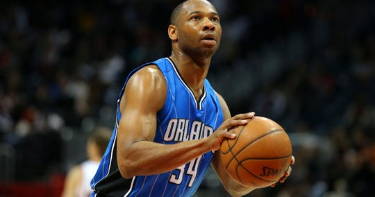 Willie Green played his last NBA season in 2014-15 with the Orlando Magic.