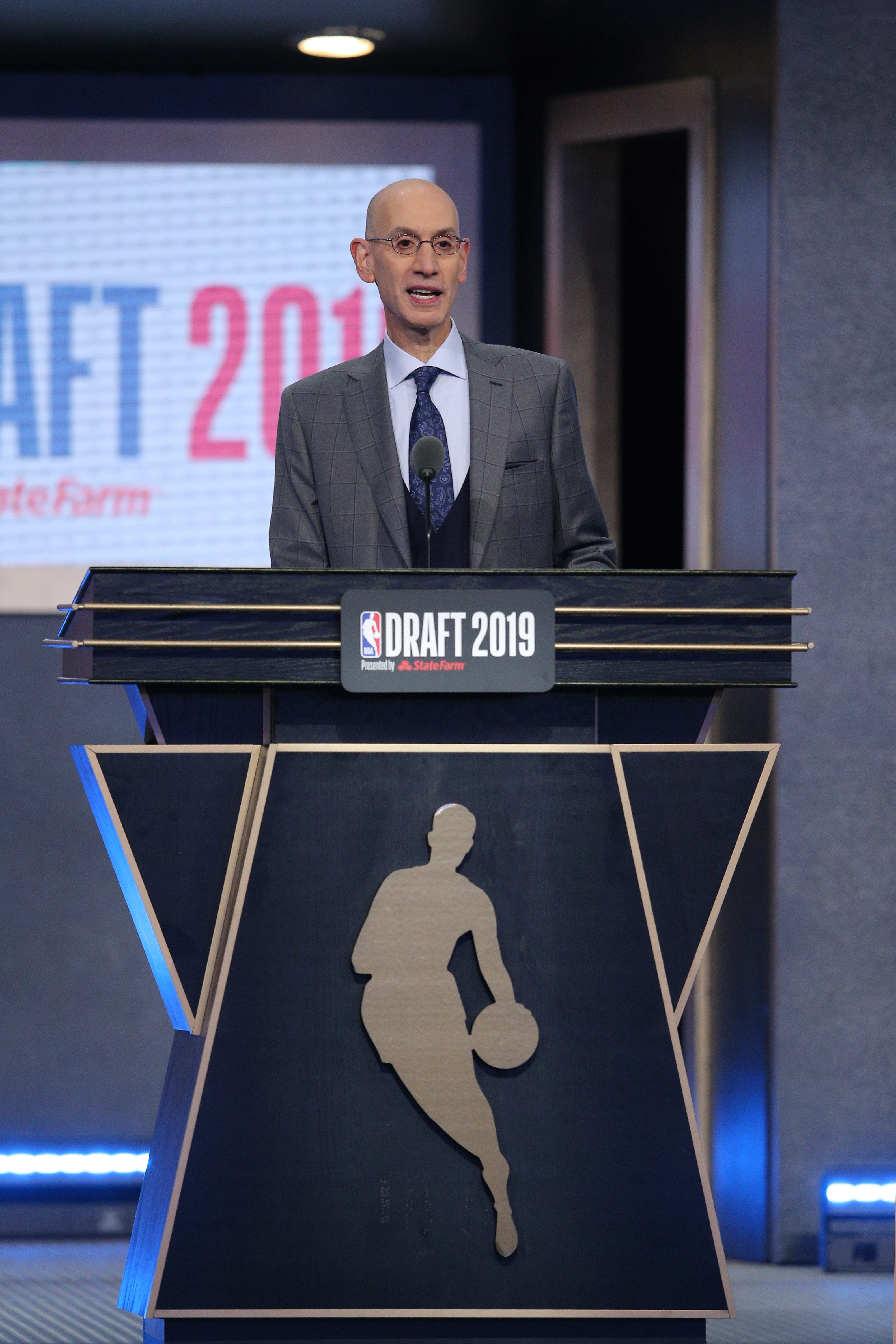 Nba S Return Rests On Increased Testing Antibody Testing For All