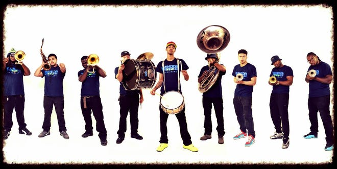 Paul Thorn and the New Breed Brass Band are performing Monday, July 1 for the opening night of Artown 2019.