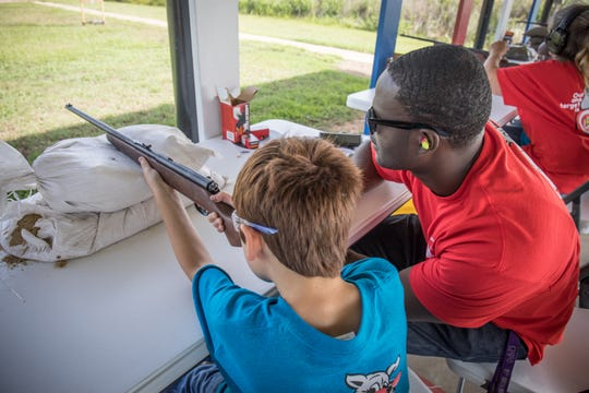The Caddo Parrish Sheriff's Office is holding its Youth Firearms Safety Camp in its 17th year.