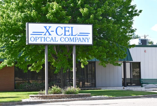 X-Cel Optical is the only company that reported using TCE as a degreaser in the St. Cloud area, shown here June 26, 2019, in Sauk Rapids.