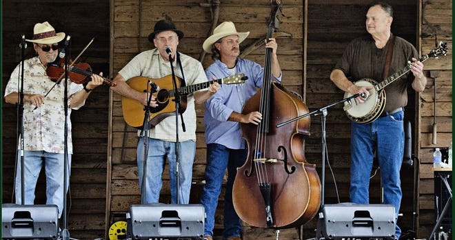 2019 Bluegrass Summer Concert Series presents the Bottom Dollar Boys in concert with Blue Holler from 5:30 to 7:30 p.m. Sunday at Bradfordville Blues Club.