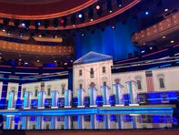 Democratic debate: Hopefuls address income inequality, tax cuts for middle class