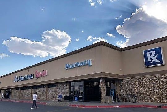 The Albertsons supermarket at 9111 Dyer St., and Hondo Pass Drive, in Northeast El Paso, is scheduled to close in mid-August. Albertsons operated the store 27 years, but the building has housed a supermarket under other companies for more than 40 years.