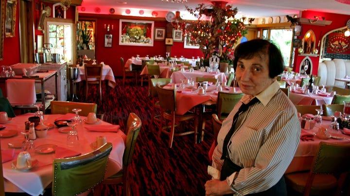 'A UFO designed by Turkish space aliens': Hayward's iconic Turk's Inn reborn in Brooklyn