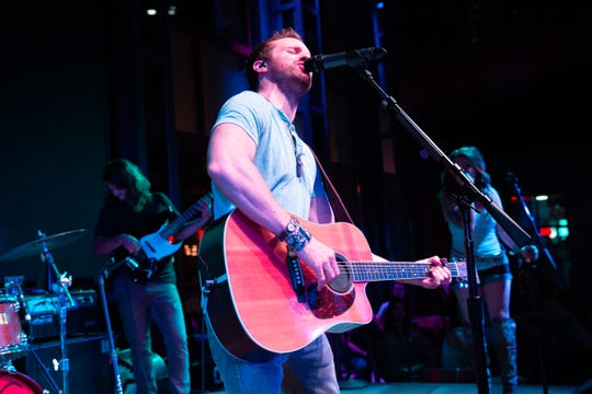 Brett Westgrove didn't always want to be a country music singer, but now he couldn't imagine doing anything else.