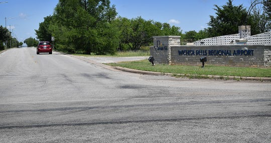 A $1.5 million federal grant will pay for reconstruction of Armstrong Drive that leads to Wichita Falls Regional Airport. Other improvements include new lighting, drainage and landscaping.