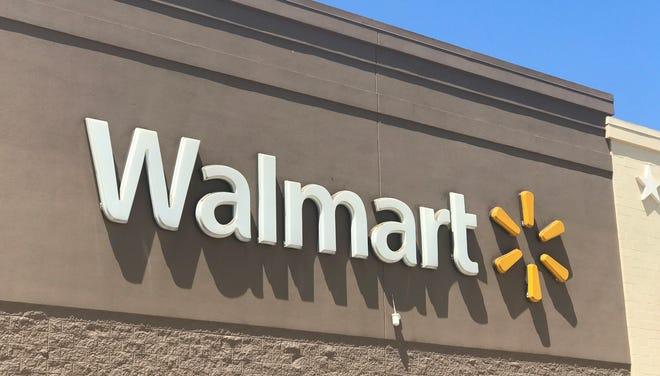 Wichita Falls Walmart located on Greenbriar Road.
