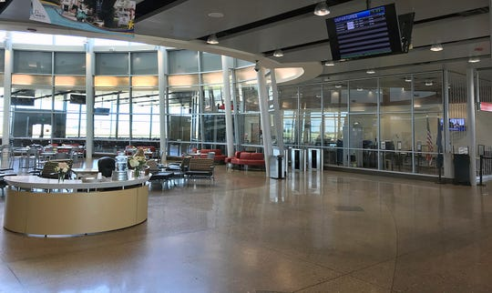 A Transportation Security Administration precheck enrollment event is coming up July 22 to Aug. 8 at the Wichita Falls Regional Airport. Also, a fourth commuter flight to DFW Airport was recently added back to the Wichita Falls Regional Airport for most days.