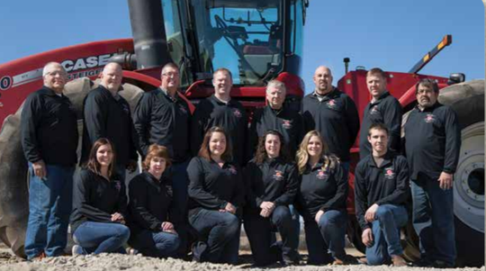 This year's executive committee for the FTD show in Jefferson County includes (front row from left) Katelyn Broedlow, Linda Wright, Melissa Gerner, Tracy Brandel, Amy Listle, Brent Payne. Not Pictured: Matt Hanson, Christy Strobel, Lloyd Zastrow, and Jeremy Chwala. Back Row (from left) LaVern Georgson, Scott Schneider, Tim Finger, Luke Wiedenfeld, Dale Gaugert, Mark Schnell, Paul Hadler, and Claude Christie.
