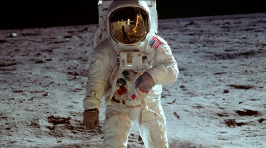 "The documentary ""Apollo 11"" chronicles the historic moon landing of 1969."