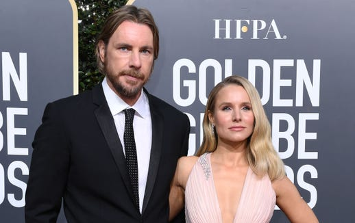 Dax Shepard says he and Kristen Bell are 'Most vocal pro-vaccination couple in the biz'