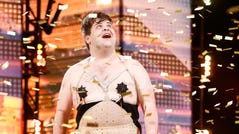 """America's Got Talent"" auditon contestant Ben Trigger"
