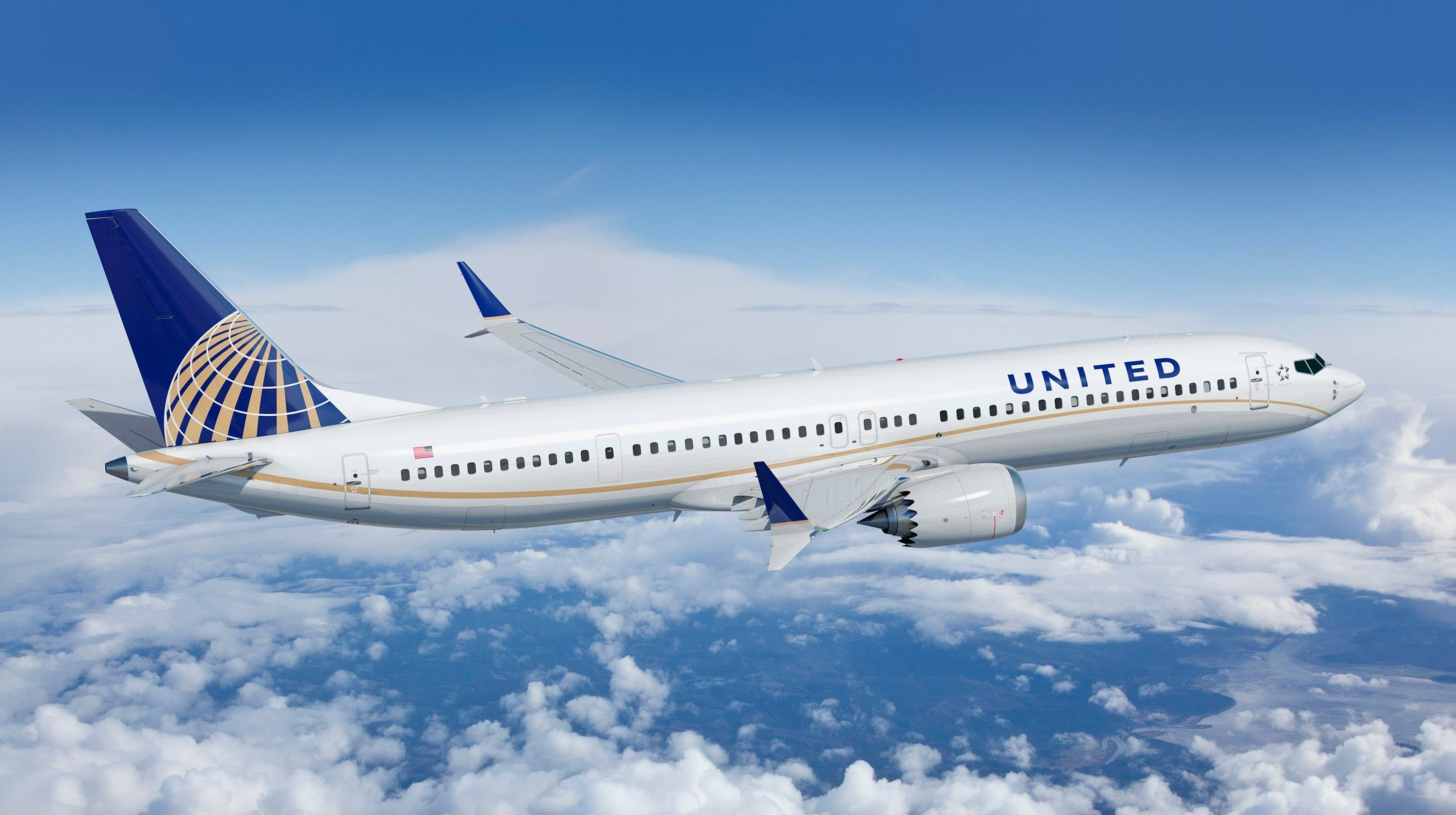 United Airlines extends Max flight cancellations through Sept  3