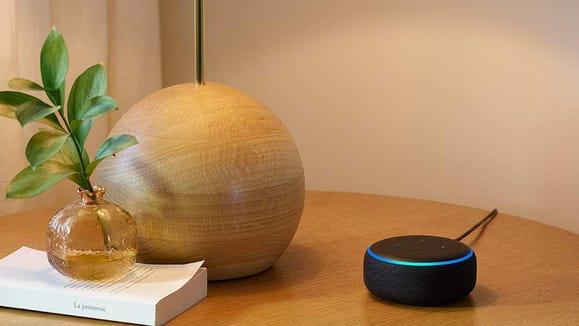 This little smart speaker still packs a blow.