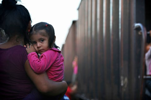 Children's mag Highlights slams 'unconscionable' migrant family separations
