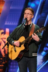 """Lamont Landers was not happy with Simon Cowell's advice on his first attempt auditioning for """"America's Got Talent."""" The judges gave him another chance and he made it through to the competition."""