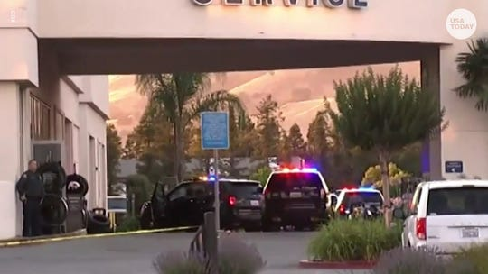 Police: 3 dead in shooting at California Ford dealership