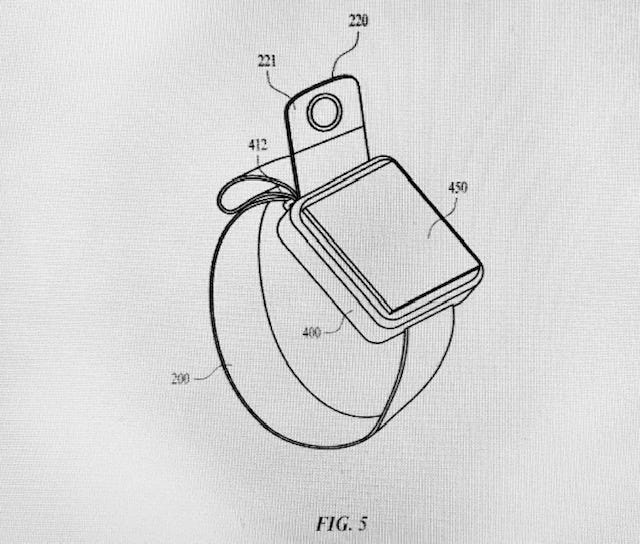 Apple Watches could have onboard cameras in the future, according to new patent filing
