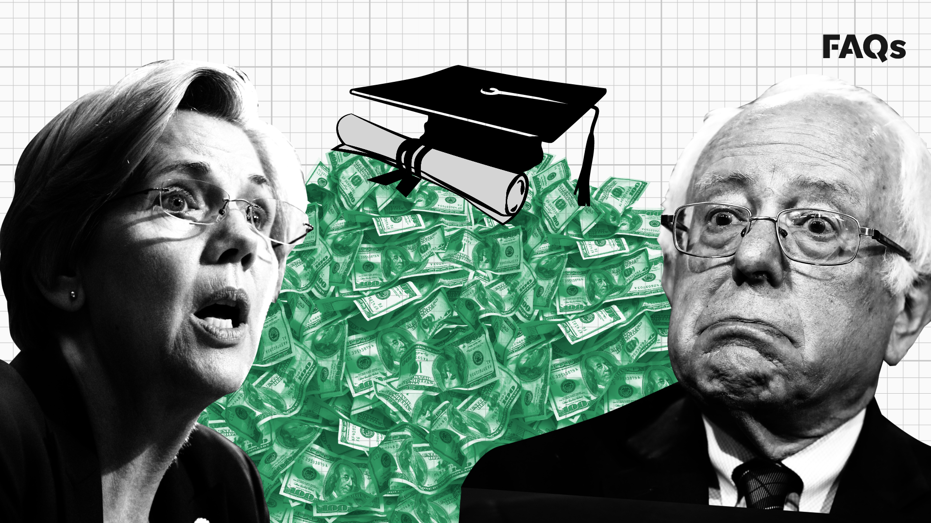 Sen. Chuck Grassley says Sen. Bernie Sanders' student loan debt plan would help wealthy, hurt working people