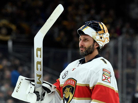 Roberto Luongo has recorded the third-most wins in NHL history.