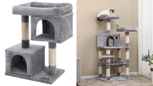 Give your cat a new place to crawl with this discount.