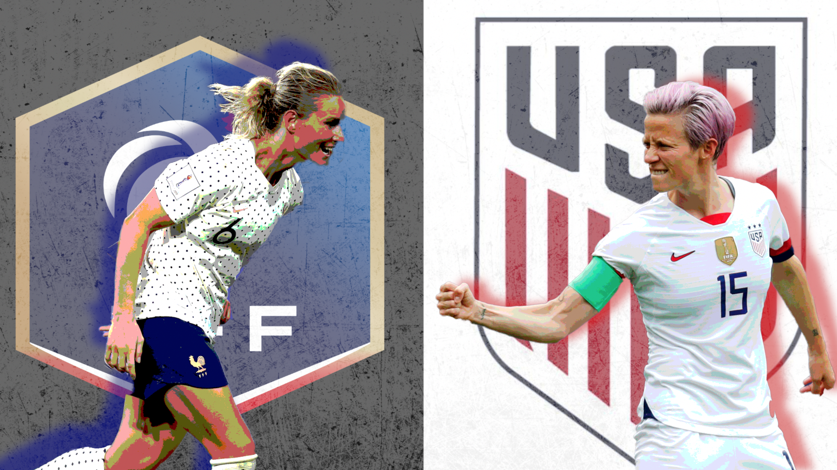 World Cup: USWNT vs  France is the biggest match of the summer