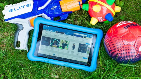 A tablet you'll feel safe handing off to your kids.