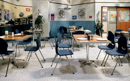 """Big Bang Theory"" CalTech set."