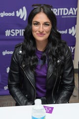 Sonya Deville attends Meet WWE Superstars during 2018 New York Comic Con at The Queer Lounge at Javits Center on Oct. 5, 2018 in New York City.