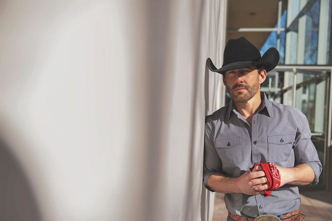 "Aaron Watson will debut some songs from his new ""Red Bandana"" album when he performs Friday night at the Taylor County Expo Center. Watson, an Abilene Christian University grad, has become one of the most successful independent artists in country music."