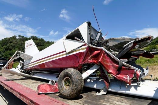Fairview, NC, Plane Crash: Few details immediately known