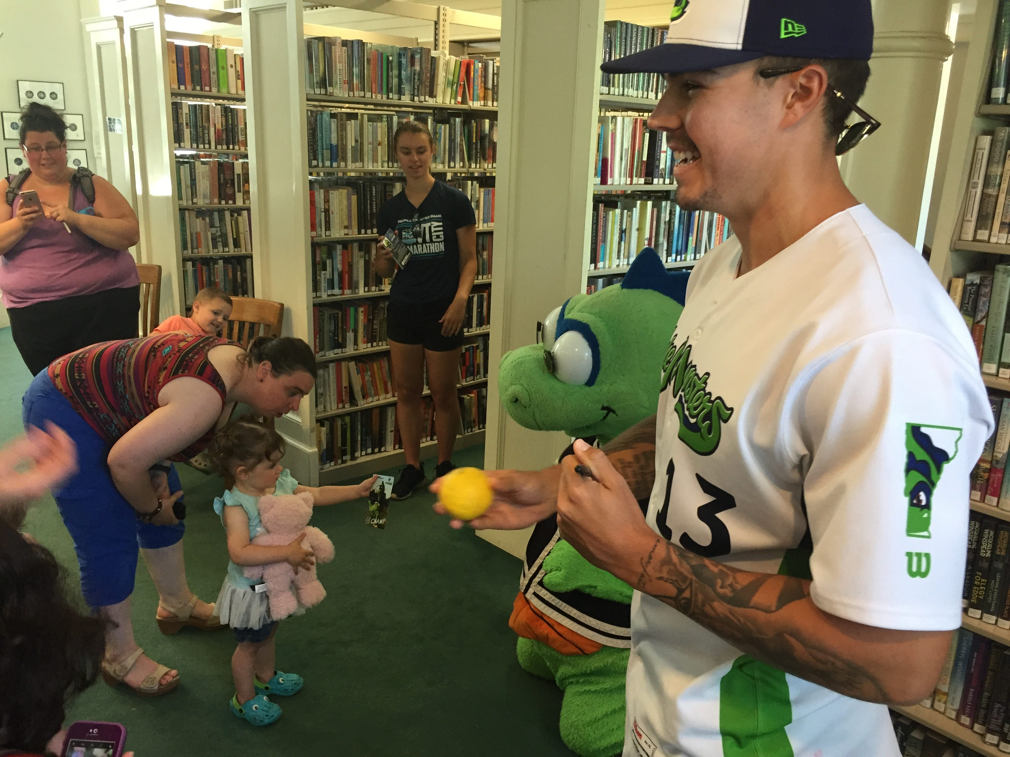 A day in the life of an MiLB Vermont Lake Monster