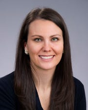 Meghan Walls, Psy.D., pediatric psychologist in the division of behavioral health at Nemours/Alfred I. duPont Hospital for Children.