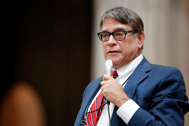 Rep. Bill Seitz, R-Green Township, had a heated moment in committee Thursday.