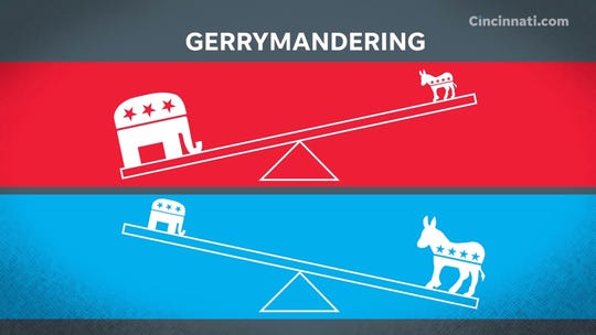 Thumb for what is gerrymandering