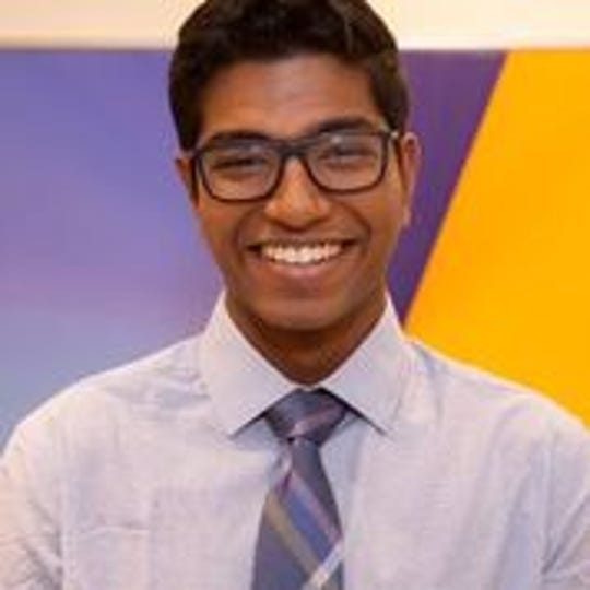 Kaivalya Hariharan of Ridge High School will participate in the 17th annual USA Biology Olympiad National finals.