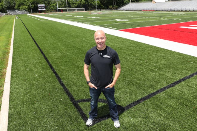 Jamie Duling of Coshocton has been refereeing soccer for nearly 20 years, and recently was on the refereeing crew for two US Open Cup games in Columbus.