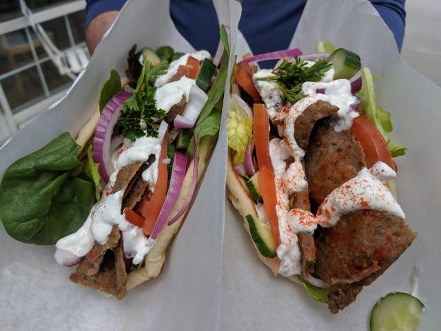 Gazalis Mediterranean Grill Restaurant Remains Open At Drake