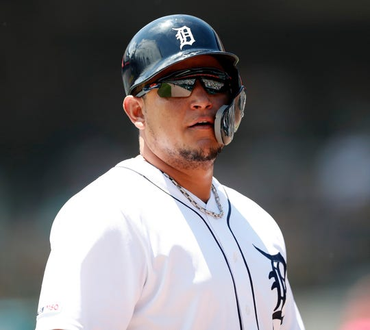 Miguel Cabrera hit .304 in the first half of the season, but has five home runs in 80 games.