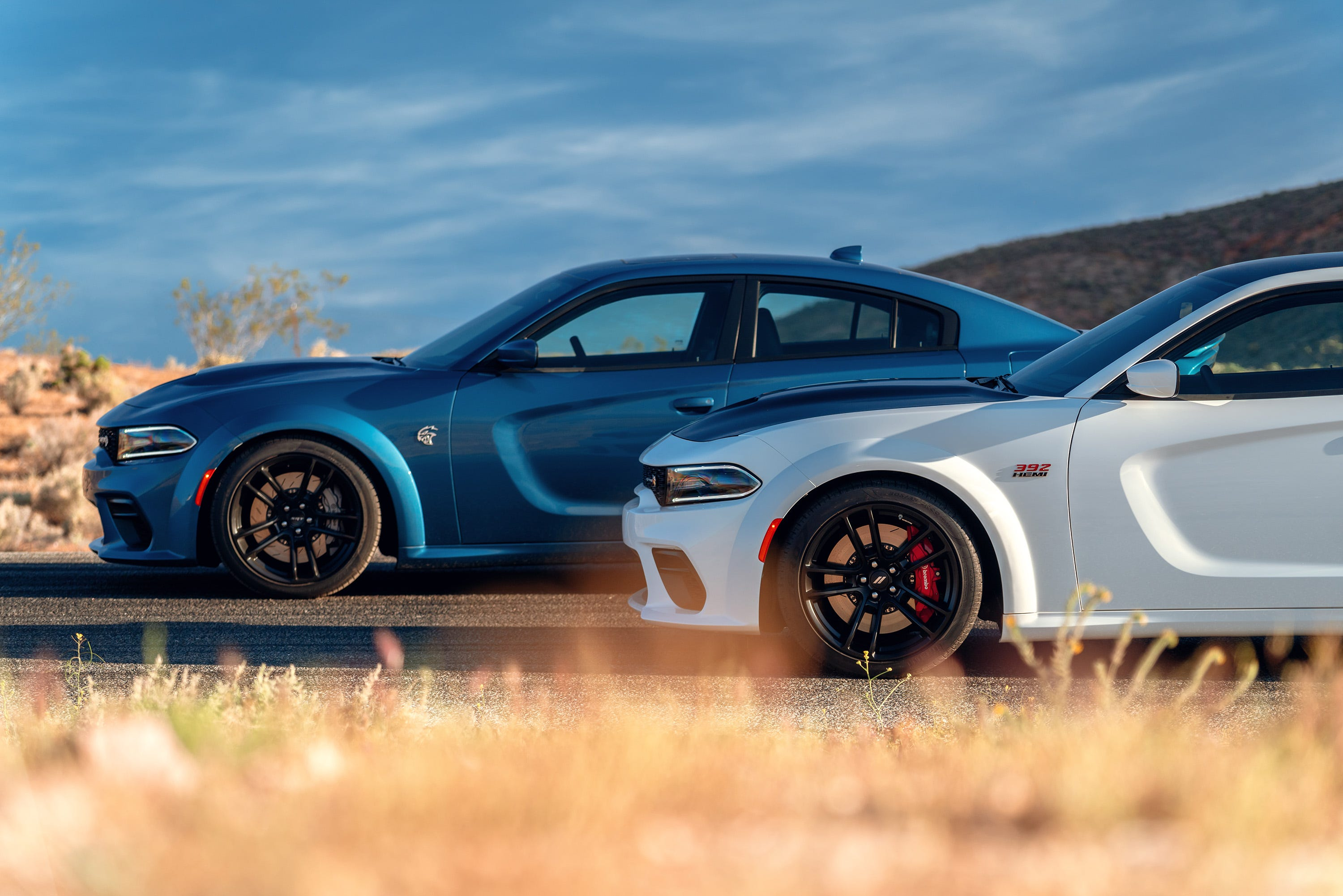 2020 Dodge Charger Hellcat Widebody Goes Faster Stops Shorter