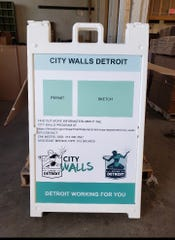 Following the arrest of Sheefy McFly, the City Walls program will increase signage at project sites and mandate that all artists wear identifying lanyards with permit info while working on their respective murals.