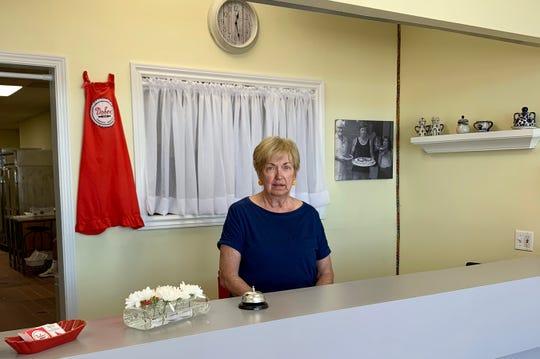 Diane Wittwer owns Dobre Pierogi