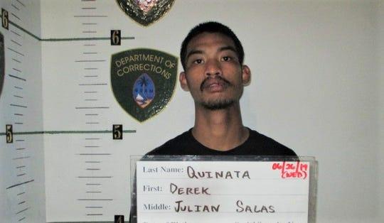 Derek Julian Salas Quinata