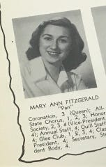 Mary Ann Fitzgerald Blackwell