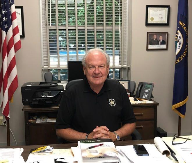 Sheriff Ed Brady