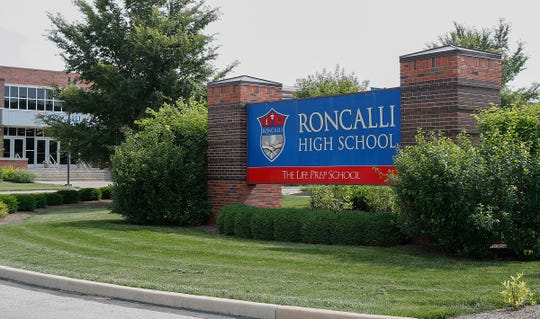 Roncalli High School on Thursday, June 27, 2019.