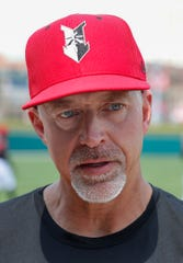 Indianapolis Indians pitching coach Bryan Hickerson stepped away from baseball for 18  years to do missionary work in places like Zimbabwe, Thailand and also worked with the US Military in a similar fashion in places like Afghanistan.