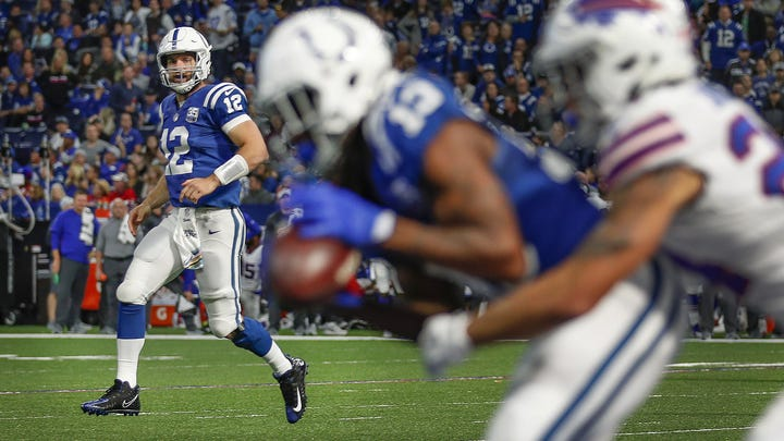 Colts' offseason: 7 key steps for Indianapolis as team tries to go from good to great